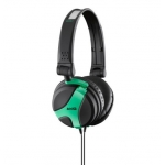 AKG K518 Headphone Neon Green (K518NEGRN)