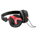 AKG K518 Headphone Neon Red (K518NERED)