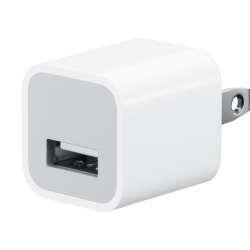 Apple USB Power Adapter MINI, Сетевой Адаптер (Model: A1265US, OEM)