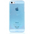 Alef Design PC Shine for iPhone 5, 5S - Blue (AD6252)