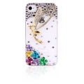 Alef Design Crystal Club for iPhone 4, 4S (Angel)