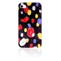 Alef Design Tulip for iPhone 4, 4S (Black)