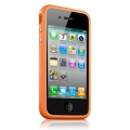 Apple iPhone 4 Bumper - Orange (MC672ZM/B)