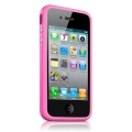 Apple iPhone 4 Bumper - Pink (MC669ZM/B)