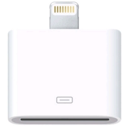 Apple Lightning to 30-pin Adapter (MD823ZM/A)