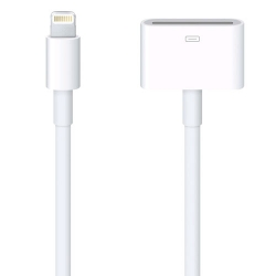 Apple Lightning to 30-pin Adapter, 0.2 m (MD824ZM/A)