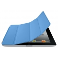 Apple iPad Smart Cover Polyurethane Blue for iPad 4, iPad 3, iPad 2 (MD310)