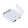 Apple iPhone Mini-Micro USB переходник для iPhone 4, 4S, 3G/S
