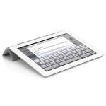 Apple Smart Cover Polyurethane Gray for iPad 4, iPad 3, iPad 2 (MC939LL/A)