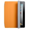 Apple Smart Cover Polyurethane Orange for iPad 4, iPad 3, iPad 2 (MC945LL/A)