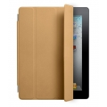 Apple Smart Cover Leather Tan for iPad 4, iPad 3, iPad 2 (MC948LL/A)