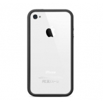 Apple iPhone 4 Bumper - Black (MC839ZM/A)