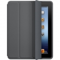 Appe iPad Smart Case - Polyurethane - Dark Gray (MD454)