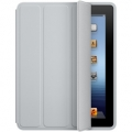Appe iPad Smart Case - Polyurethane - Light Gray (MD455)