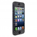 Artwizz Scratch Stopper Carbon Film for iPhone 5, 5S - Black (AZ0644BB)
