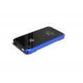 Atomic Hybrid Composite Case Blue/Black for iPhone 4, 4S