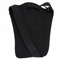 "BUILT-NY Messenger Bag for Macbook Air 11"" - Graphite Grid (BT-A-AM11-GGD)"