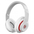 Beats Studio 2.0 TM Over Ear Headphone - White (900-00063-01)