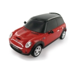 Mini Cooper S Red for iPod, iPhone, iPad (BBZ251)