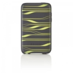 Silicone Case Belkin Sleeve for iPhone 3G/3GS Grey/Green