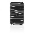 Silicone Case Belkin Sleeve for iPhone 3G/3GS Black/Clear