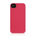 Belkin Essential Cover 031 for iPhone 4, 4S - Pink