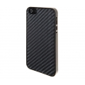 Benjamins Twisted Carbon for iPhone 5, 5S - Black (V5KC)