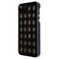 Benjamins Skull Bronze Bosses for iPhone 5, 5S - Black (V5BSKBK)
