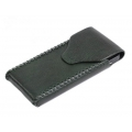 BestSkin Leather Case Dark Green for iPhone 4, 4S (LC-0148)