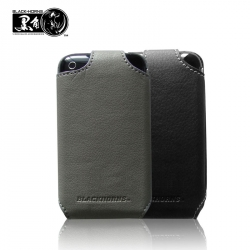 Leather Case BH-iP16203 for iPhone 3G/3GS Grey