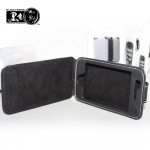 Leather Case BH-iP16203 for iPhone 3G/3GS Black