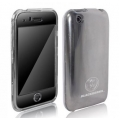 Blackhorns Chrome Case for iPhone 3G, 3GS (BH-IP16105)