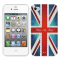 Bling My Thing Retro Union Jack Crystal for iPhone 4, 4S (BMT-11-21-12-01)