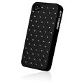 Bling My Thing PRELUDE Midnight Black Crystal AB Case, Black for iPhone 4, 4S (BMT-11-23-13-02)