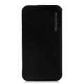Borofone Leather Case Leader Series Explorer for iPhone 4, 4S - Black
