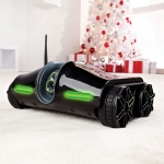 Brookstone Rover 2.0 App-Controlled Wireless Spy Tank