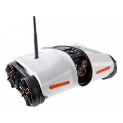 Brookstone Rover App-Controlled Spy Tank for iPad, iPhone, iPod Touch
