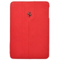 CG Mobile Ferrari Leather Folio Case Montecarlo Red for iPad mini 3/iPad mini 2 (FEMTFCMPRE)