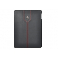 CG Mobile Ferrari Leather Folio Case Montecarlo Collection Black for iPad Air (FEMTFCD5BL)