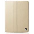 BMW Folio Leather Case for iPad Mini - Cream (BMFCMPLC)