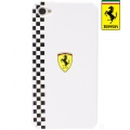 Ferrari Hard Case Formula 1 Collection White for iPhone 4, 4S (FEFOP4W)
