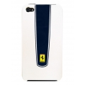 Ferrari Hard Case White for iPhone 4, 4S (FEGT4GWH)