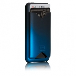 iPhone 3G/3GS ID Credit Card Cases (IPH3GID-BRBLU) Royal Blue