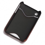 iPhone 3G/3GS ID Credit Card Cases (IPH3GID-BRRED) Royal Red