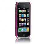 iPhone 3G/3GS ID Credit Card Cases (IPH3GID-HPNK) Hot Pink