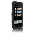 iPhone 3G/3GS Turtle Case (CM010474) Black/Gray