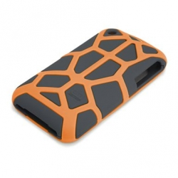 iPhone 3G/3GS Turtle Case (CM010476) Orange/Gray