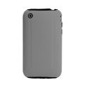 iPhone 3G/3GS Hybrid Tough Mix&Match Cases (CM010202) Black/Gray