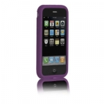 iPhone 3G/3GS Safe Skin (CM010512) Purple