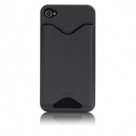 iPhone 4 ID Credit Card Cases (CM011678) Black